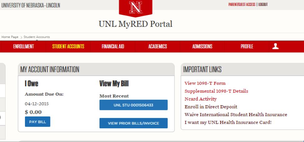 Student Insurance Details | University Health Center | Nebraska