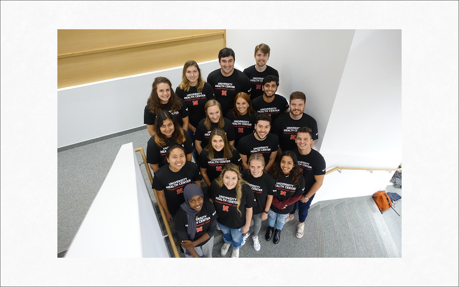 2019-20 Student Advisory Board members